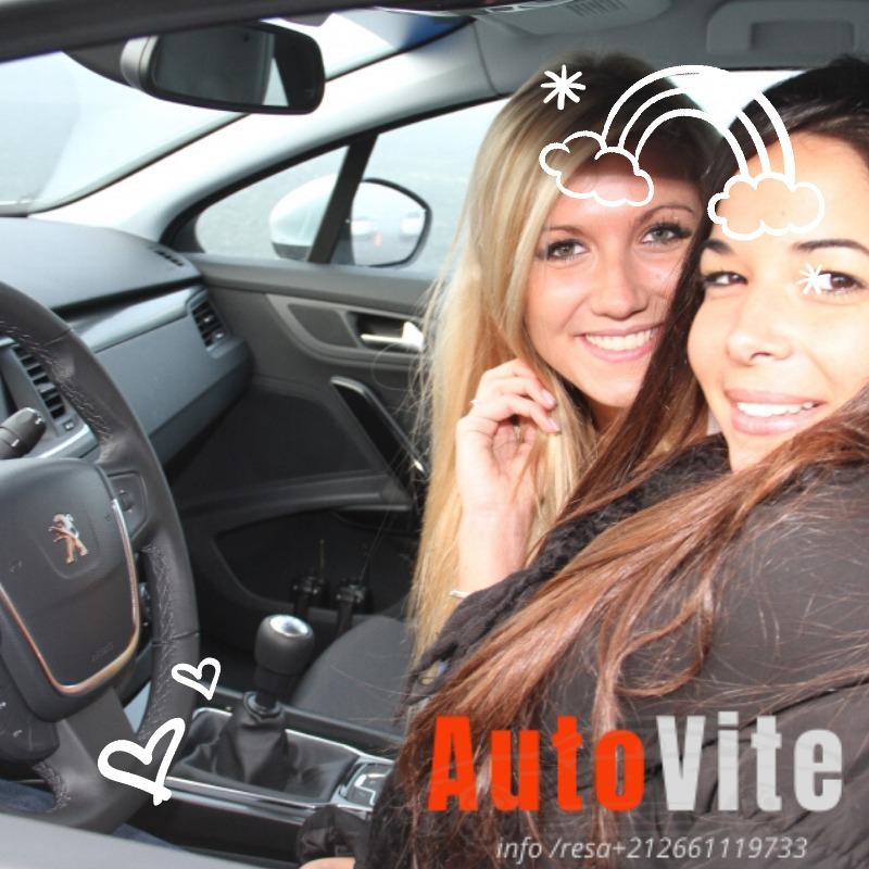 Location de voiture à Casablanca Maroc chez AUTOVITE